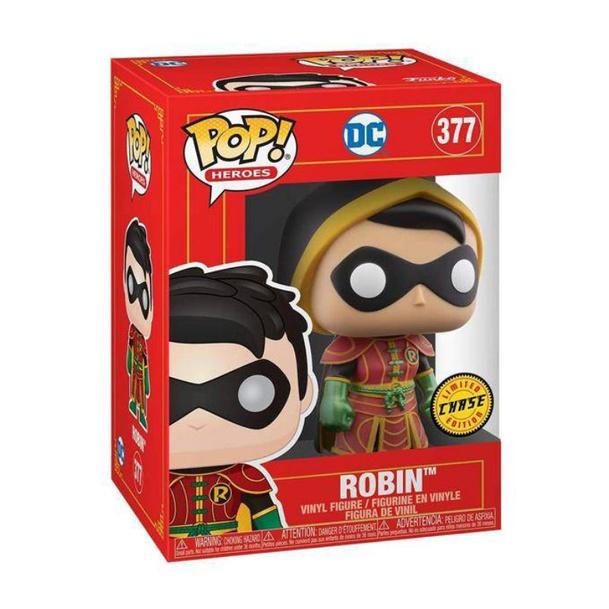 柴寶趣 FUNKO POP 377 日系 武士 蝙蝠俠 羅賓 CHASE 隱藏版 ROBIN BATMAN 正版