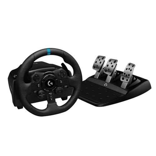 羅技 G923模擬賽車方向盤