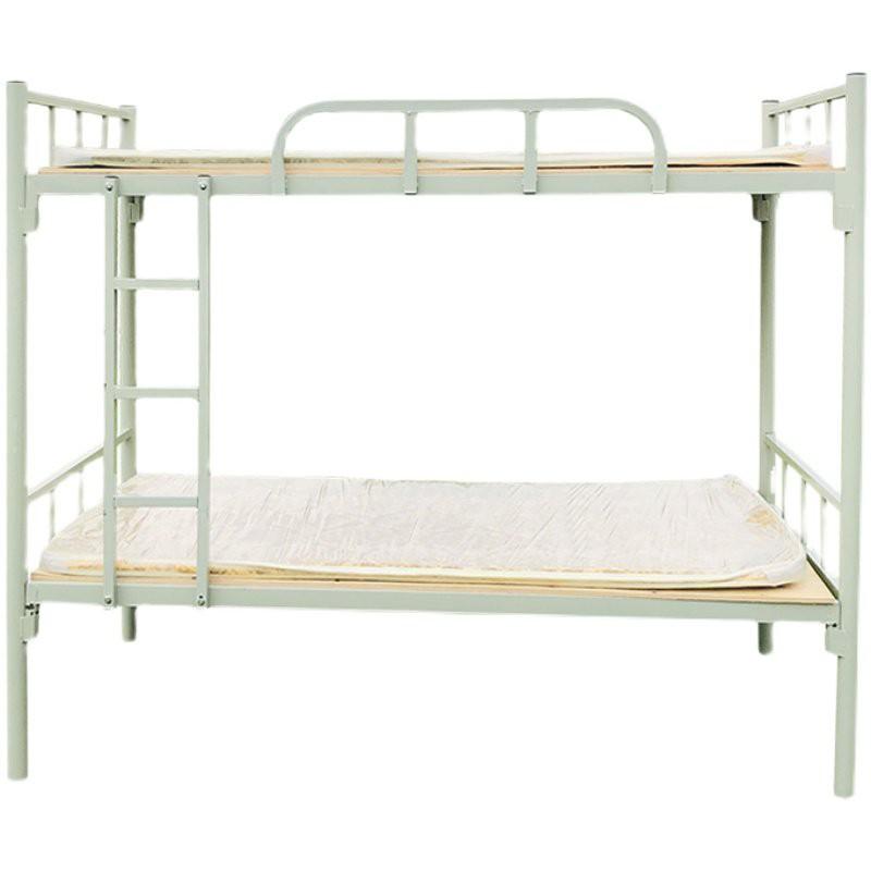 T2UQ 新款高低上下員工單人#學生架子鐵床下鋪熱賣床上下床出租房雙層床上鐵架宿舍工地鐵架床