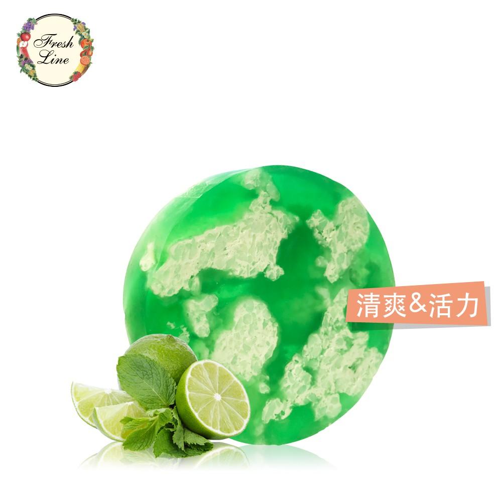 【Fresh Line】Mojito手工潔膚皂120g