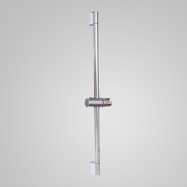 浴室淋浴滑桿, 可調節手持花灑支架壁掛式拋光 Sus 304 不銹鋼