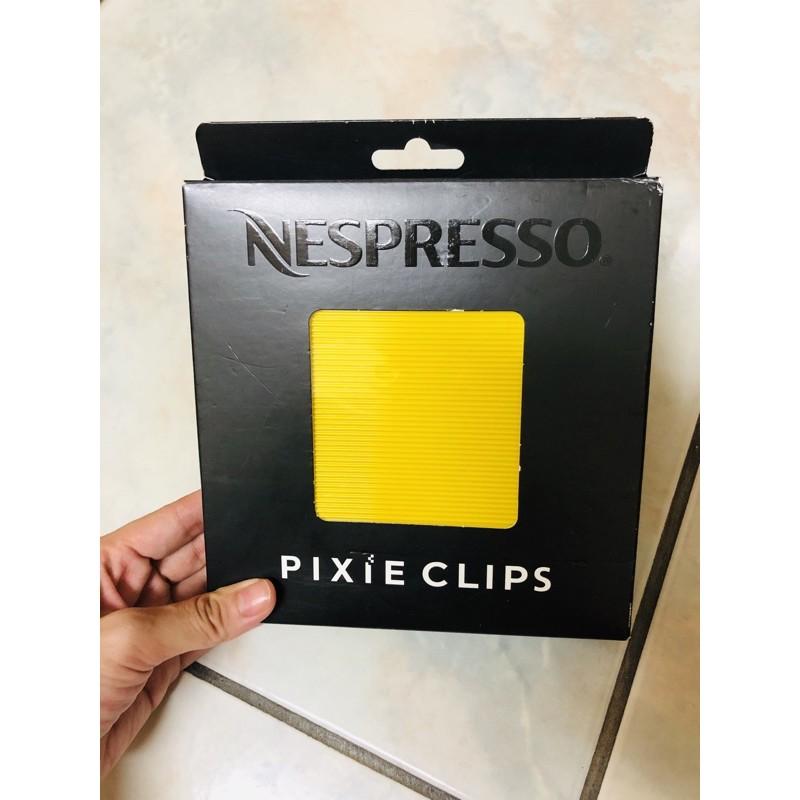 Nespresso Pixie clips 面板