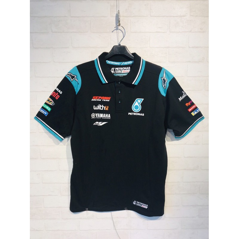 ⭐️Motogp 國油PETRONAS yamaha Sepang Racing Team polo經理衫現貨到⭐️
