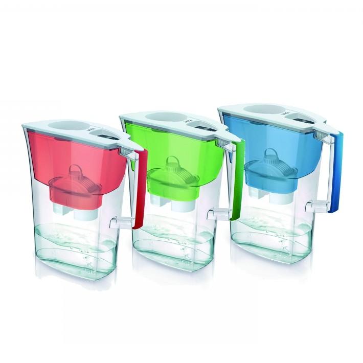 【LAICA】義大利萊卡 西西里系列 濾水壺