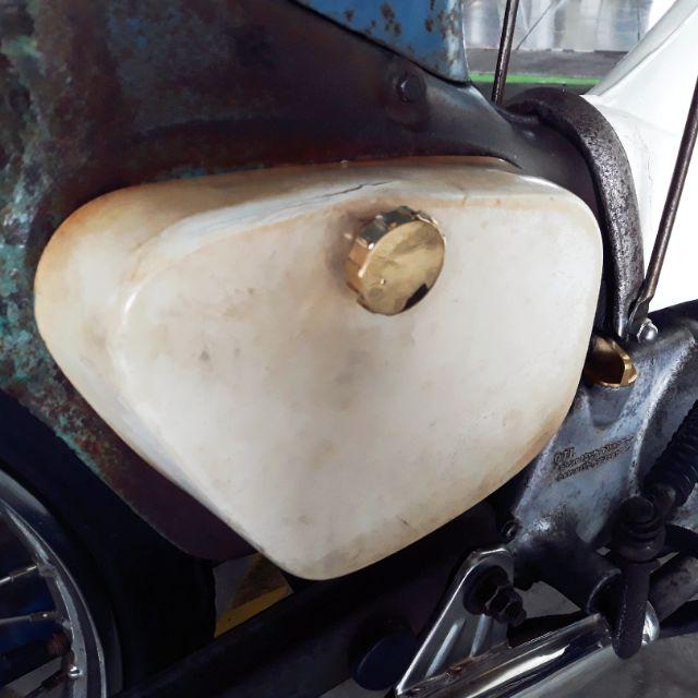 三陽 本田 國民車黃銅  鋁合金側蓋螺絲 ... wowow 金旺80 90美力80 c50 c100 c80 c102