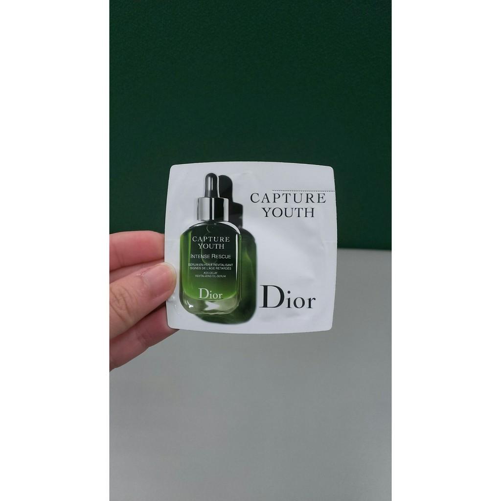 Dior迪奧 凍妍新肌急救精華油