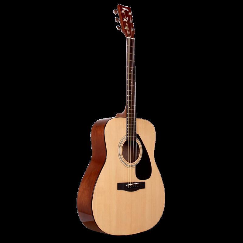 YAMAHA雅馬哈f310民謠木吉他  初學者入門學生男女電箱41寸f600吉他