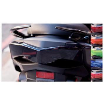 三重 風馳車業 EPIC 四代勁戰一體式尾燈貼片 黑 紅 橘 藍 螢光綠 螢光紅 多色可選 透光度高 密合度高 好安裝