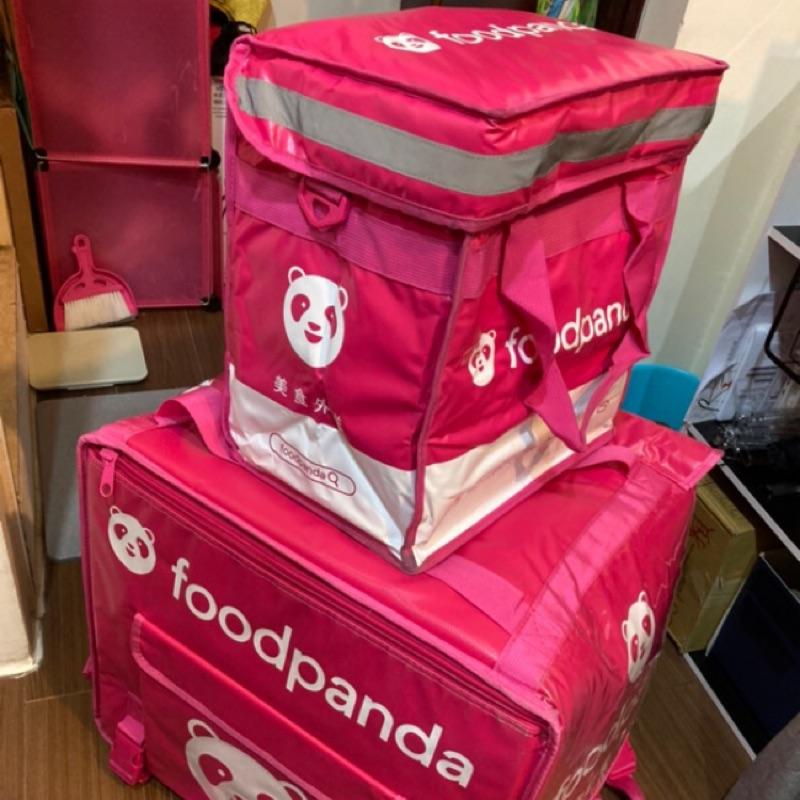 foodpanda 大箱+小箱