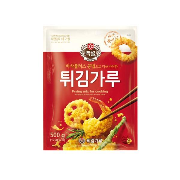 韓國 CJ 韓式炸粉 500g 炸粉 酥炸粉
