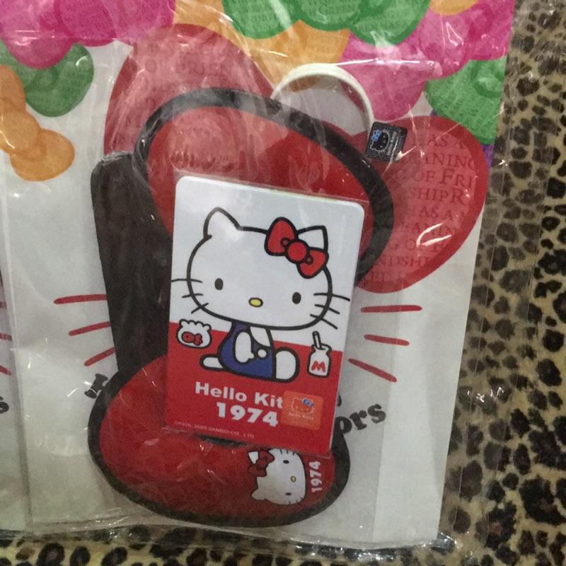 Hello kitty 悠遊卡 35週年紀念版