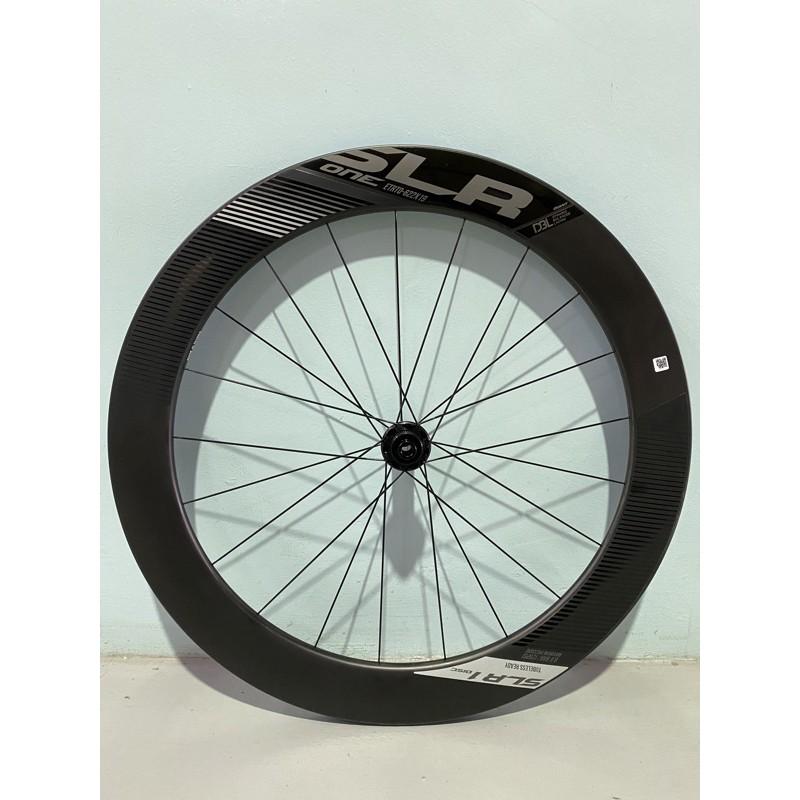 Giant slr1 Disc 65mm碳纖維輪組 單前輪 全新品 現貨供應
