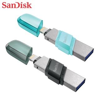 SANDISK iXpand 32G 64G 128G 256G 新款 OTG 隨身碟 MFI認證 APPLE 適用 臺北市