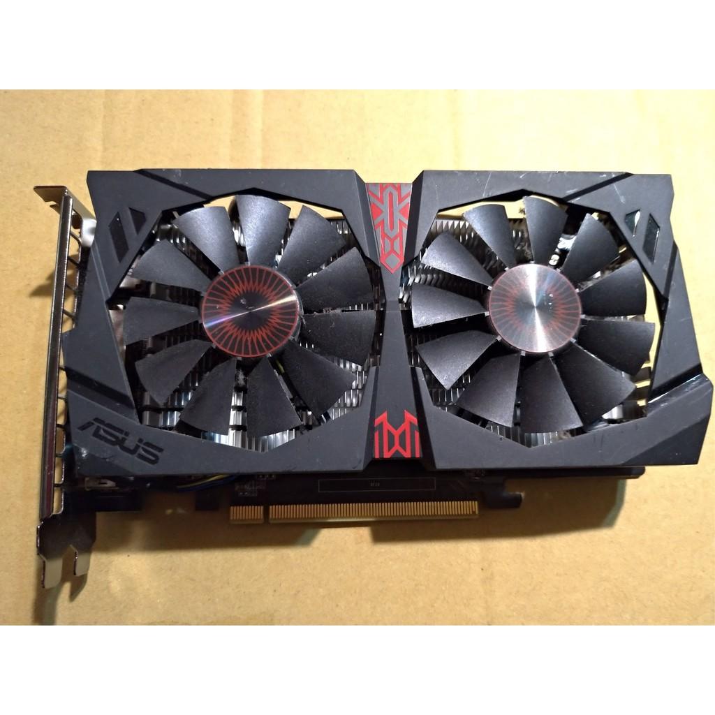 華碩 4GB DDR5 顯示卡  Asus GTX 960  STRIX-GTX960-DC20C-4GD5
