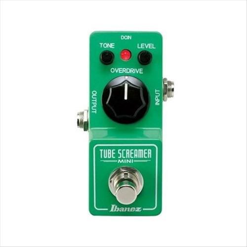 Ibanez Tubescreamer MINI 經典電吉他單顆效果器/可當成 Boost[唐尼樂器]