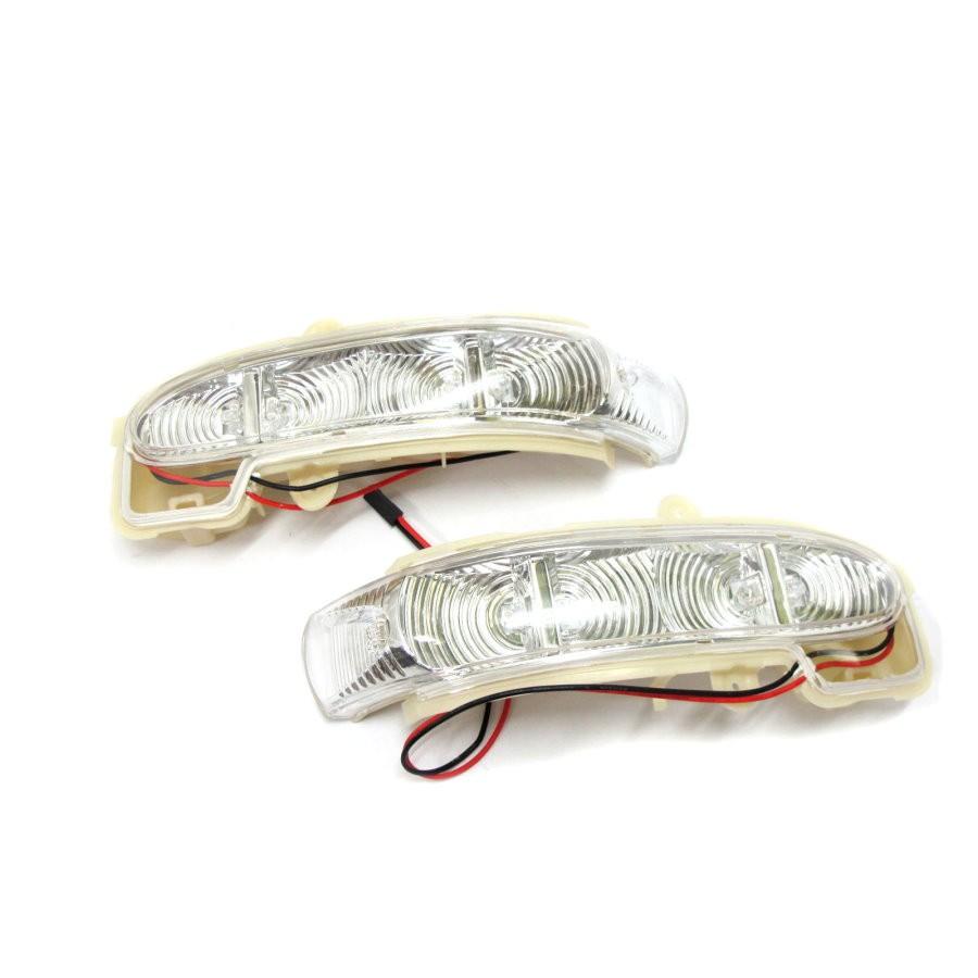 賓士 C-class W203 LED照後鏡燈 後照鏡燈 改裝精品