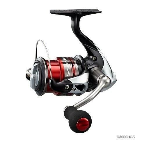 源豐釣具 SHIMANO Sephia BB 單、雙把手 C3000S、C3000SDH 軟絲捲線器 另有其它規格