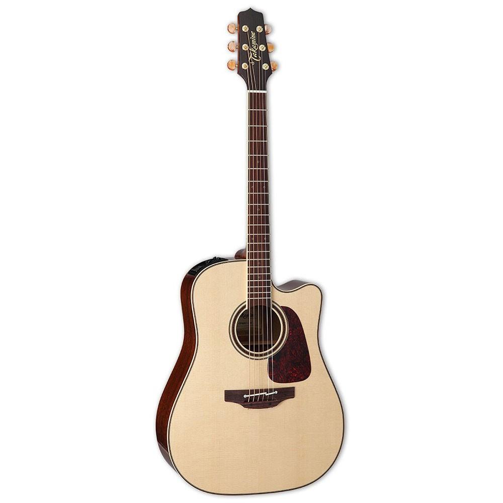 Takamine P4DC 日本廠 頂級CTP-3真空管前級吉他 聲音明亮清晰具穿透力【民風樂府】