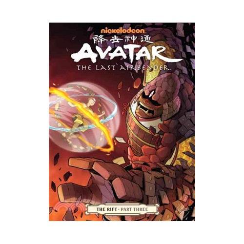 Avatar: The Last Airbender: The Rift Part 3【三民網路書店】[79折]