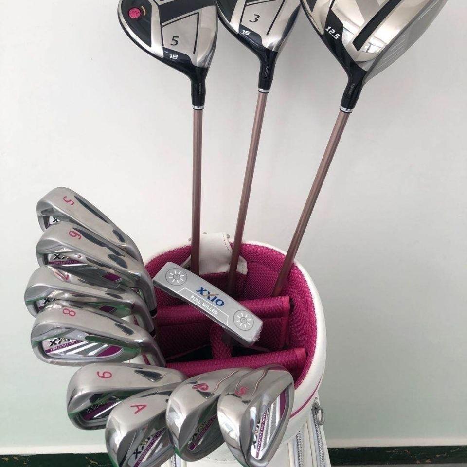 2021新款XX10高爾夫球桿女士套桿MP1100全套易打遠距、
