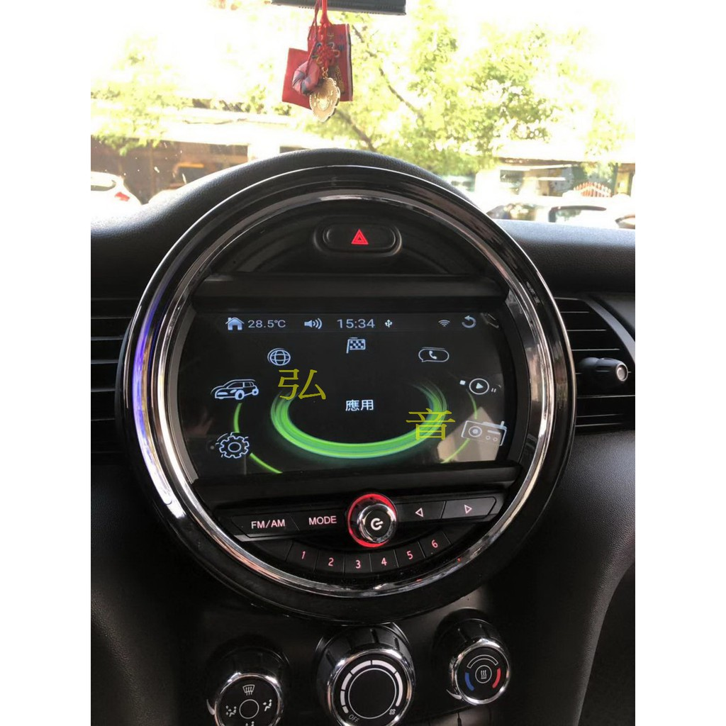 MINI Cooper F56 F60 Android 安卓版高清電容觸控螢幕主機 導航/USB/SD/藍芽音樂