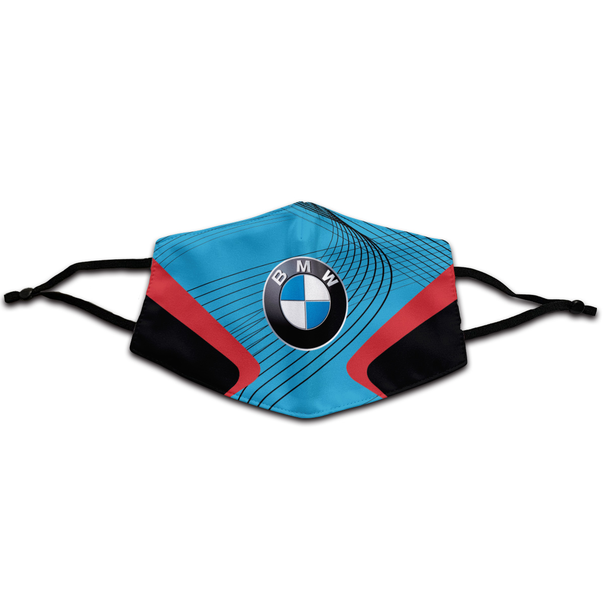BMW Motorcycle 可重復使用 成人口罩 可水洗防塵男女通用面罩防風