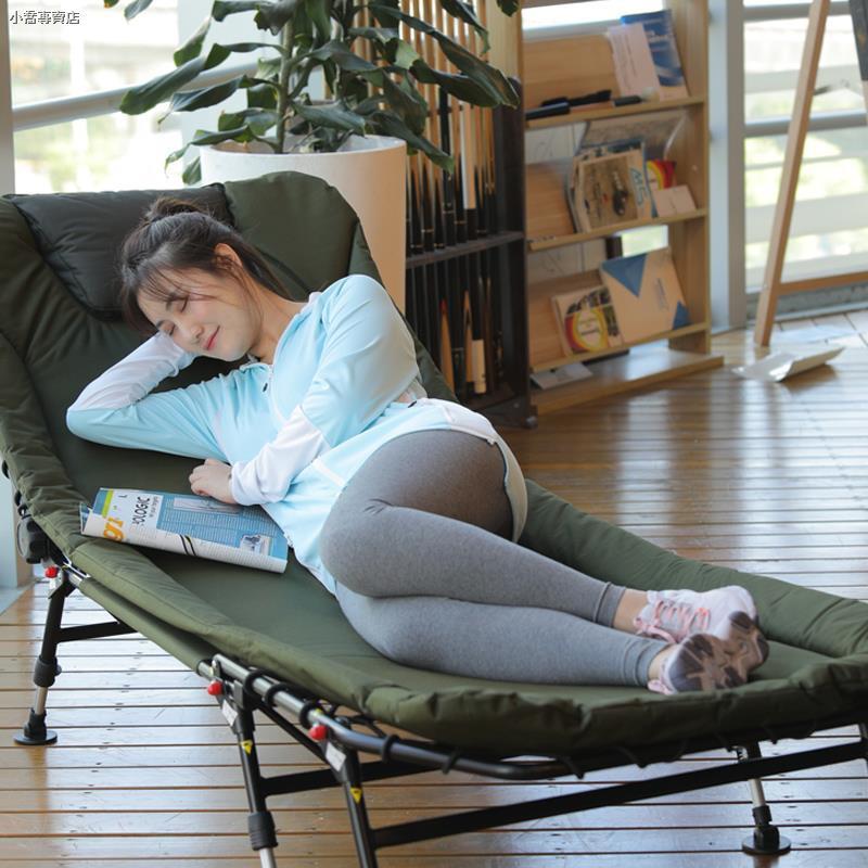 【預售】迪卡儂折疊床行軍床戶外躺椅午休床椅露營床折疊OVF