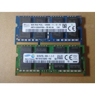 原裝拆機DDR3 2G/ 4G/ 8G 1066/ 1333/ 1600筆記型電腦記憶體條全相容免運代購 臺中市