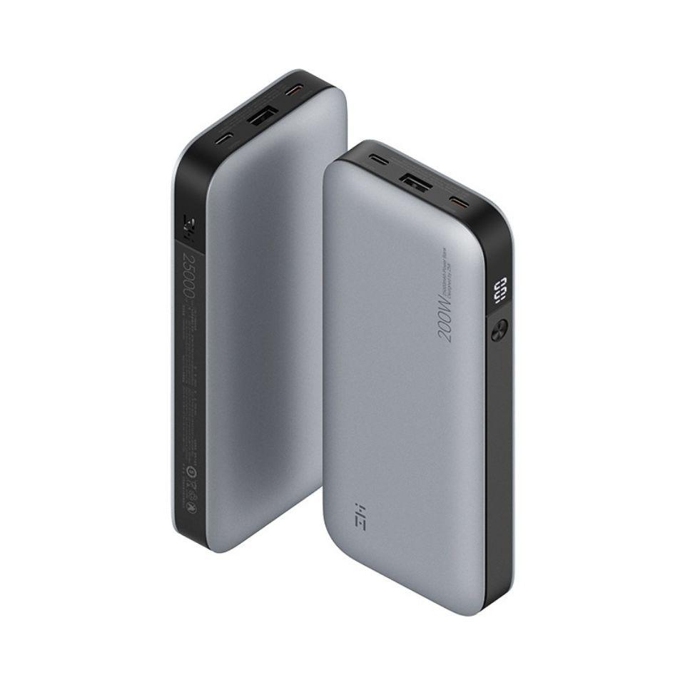 品質現貨▨現貨ZMI紫米20號移動電源PD快充筆記本200W安卓25000mA充電寶120W