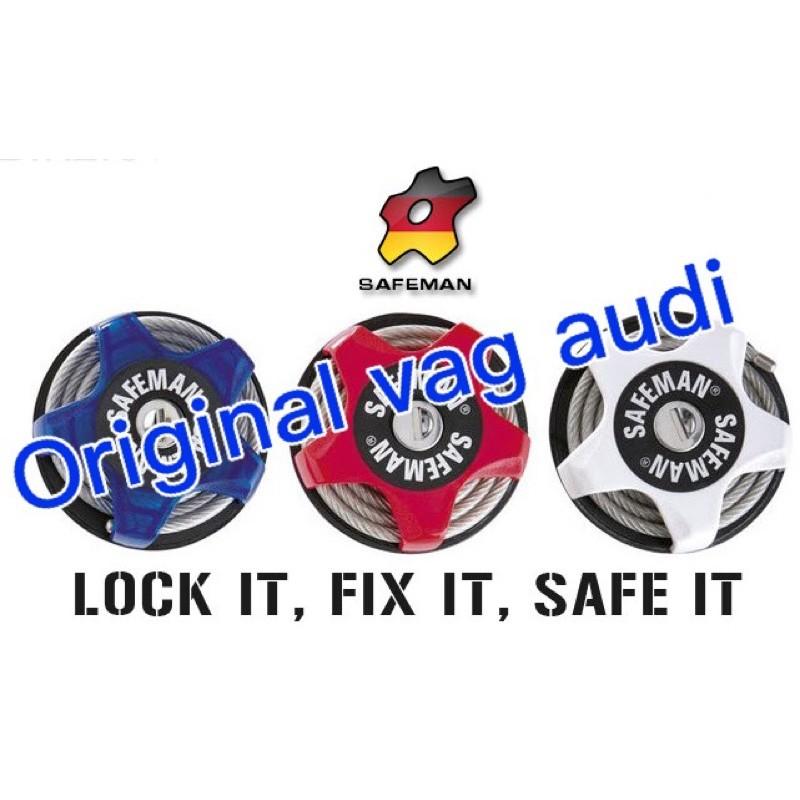 新款SAFEMAN德國溜溜球車鎖,單車鎖 安全帽鎖、行李箱鎖、腳踏車鎖、機車鎖、娃娃推車鎖、櫃子鎖、鑰匙鎖,非密碼鎖小體