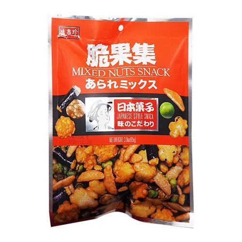 盛香珍 脆果集(85g)【小三美日】D101569
