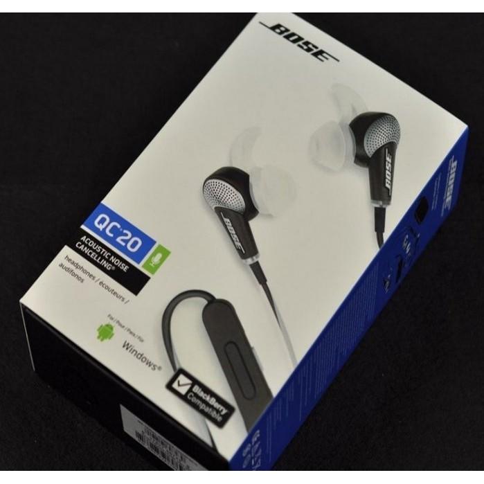 高音質 BOSE入耳式運動耳機 降噪 QC20超重低音 HIFI 超好音質