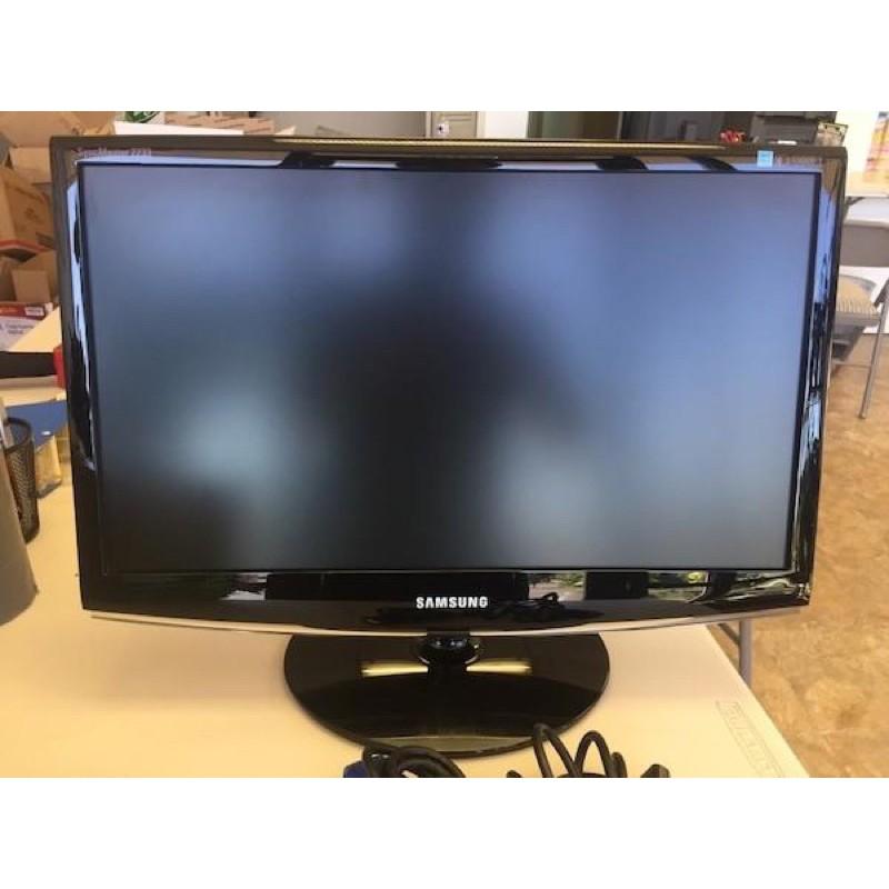 二手 SAMSUNG 2233SW PLUS 三星 22吋寬液晶顯示器 台中西屯可面交
