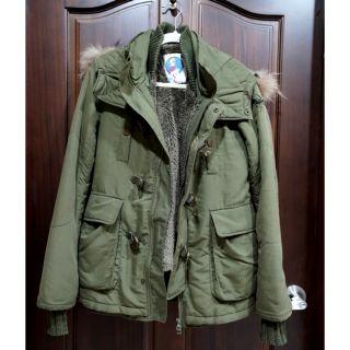 sly n3b 短版毛帽軍外套2013-已降價不議價 新北市