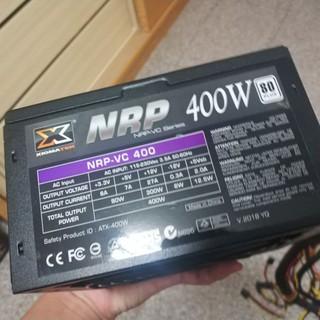 Xigmatek NRP 400w 80+白牌 電源供應器(二手) 屏東縣