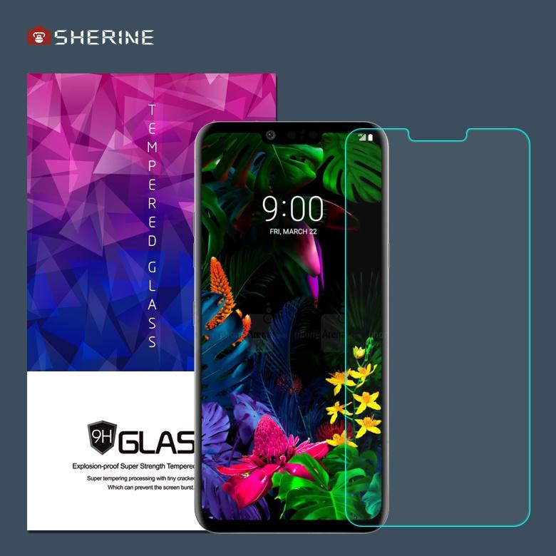 現貨¤✹▬LG G8 ThinQ鋼化玻璃膜 G8+手機屏幕防爆膜LGG8防摔高清保護貼膜Strive
