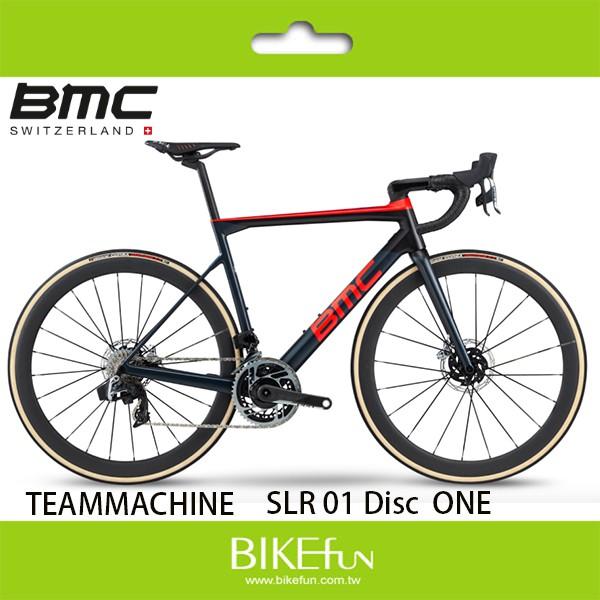 BMC SLR01 Disc ONE成車 MY20 搭載最新SRAM無線電變