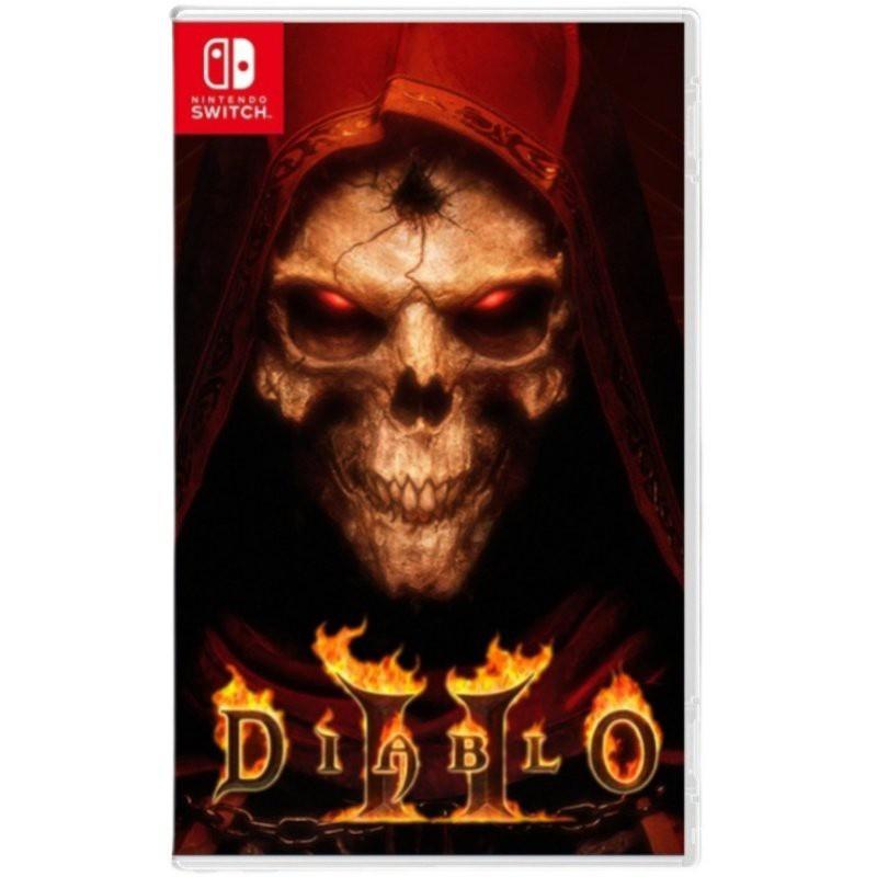 【SWITCH】暗黑破壞神2 獄火重生 大菠蘿 重置版《中文版》數位版 switch 遊戲片
