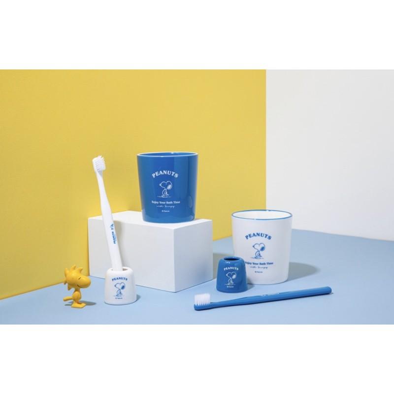 史努比牙杯組 snoopy 史努比牙刷組 史努比潔牙顏洗用組 10x10 韓國代購