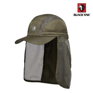 【BLACKYAK】男SAHARA遮陽棒球帽 [橄欖綠] 男帽 遮陽棒球帽  BYIA1MAG0348 臺北市