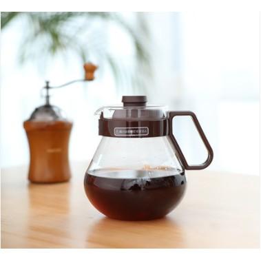 HARIO TC-100B 耐熱玻璃咖啡壺-1000ml 茶壺
