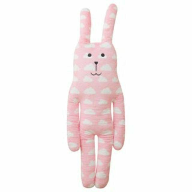 【高雄扭蛋-貓轉角】『現貨』 CRAFTHOLIC 宇宙人 手染漸層兔子大抱枕 布偶 娃娃 抱枕 兔子
