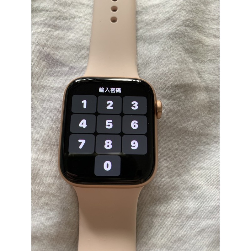 [二手]apple watch series 5 44mm gps版