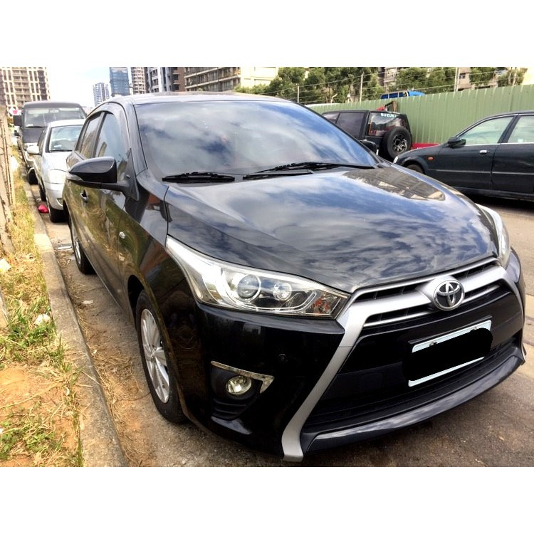 2016 YARIS 售18萬 LINE:s87748 電話:0902-289-802 二手車 中古車 黃先生 豐田 車