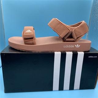 愛迪達 阿迪達斯白色 Adilette Adilette Boost 沙灘涼鞋情侶拖鞋舒適男女拖鞋