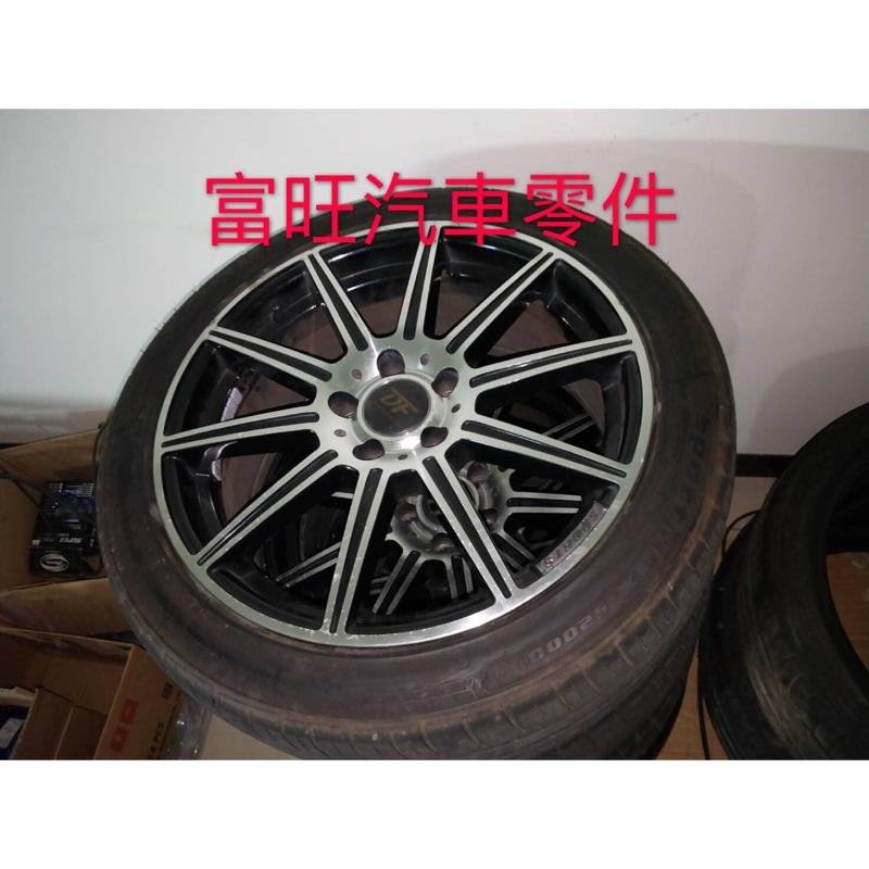 福特focus鋁圈含輪胎一台份