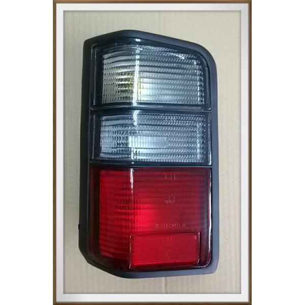 【帝益汽材】中華 三菱 得利卡 DE 廂型車 97~19年 後燈 尾燈 二色     ※另有賣晴雨窗、大燈、角燈、方向燈
