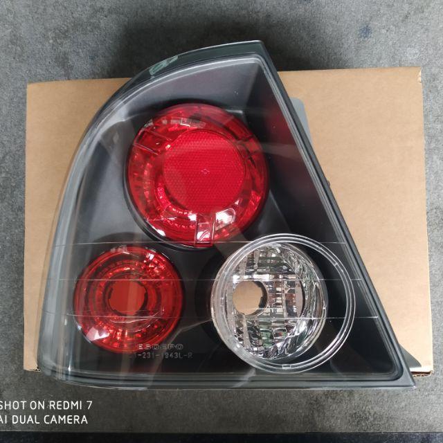 全新品 福特 TIERRA XT05-07年 燻黑後燈