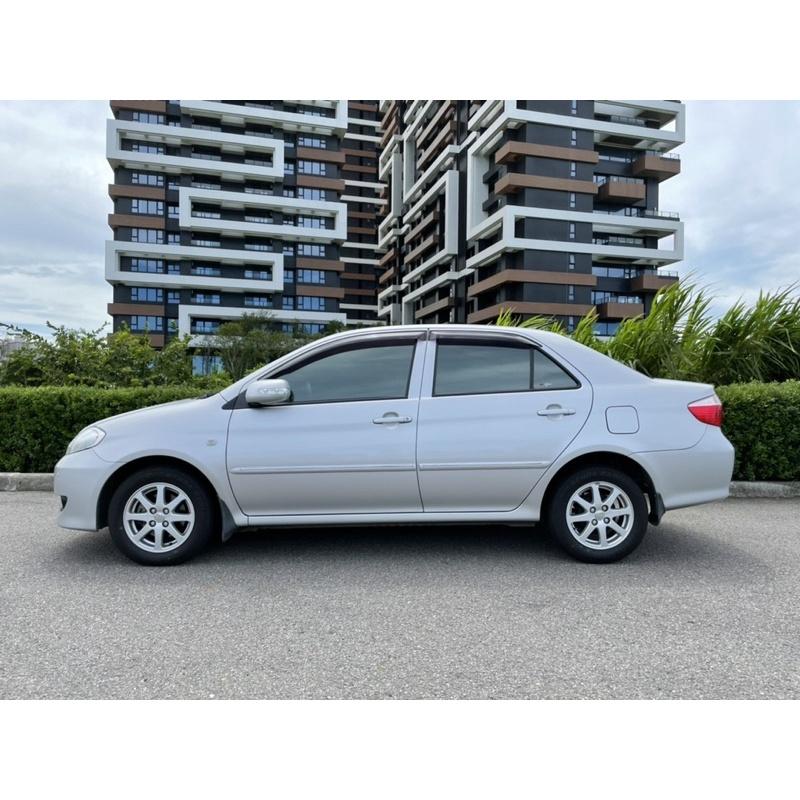 一手車 TOYOTA Vios 1.5 E (頂級版) 個人自售 (里程低、全車原版件無烤漆)