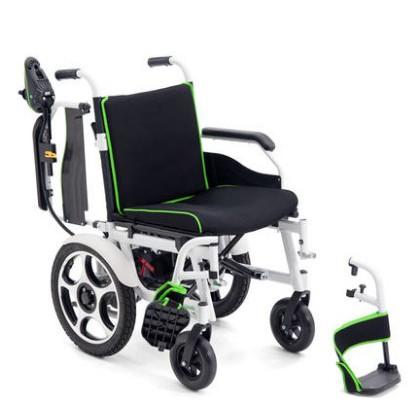 🎉電動代步車🎉日本mikiex電動手推車老年殘疾折疊輕便小老人多功能四輪代步車